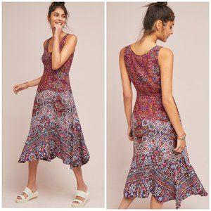 NWT Anthropologie Maeve Violette Dress